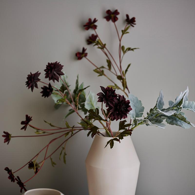 EcoFaux Chocolate Cosmos Stem - Bloomist