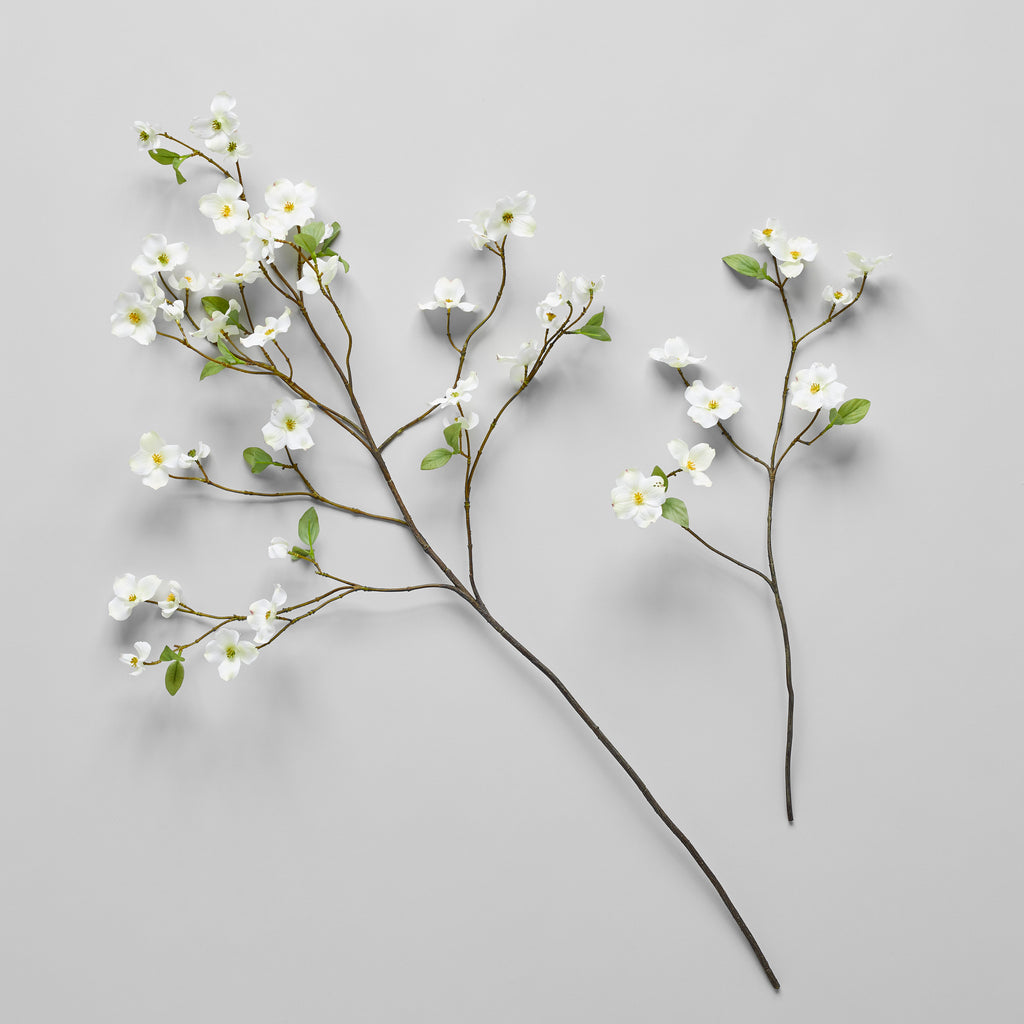"EcoFaux Dogwood Branch, 36.5"" - Bloomist"