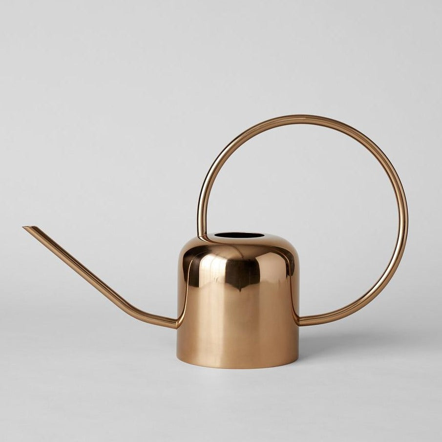 Copper Watering Can - Bloomist
