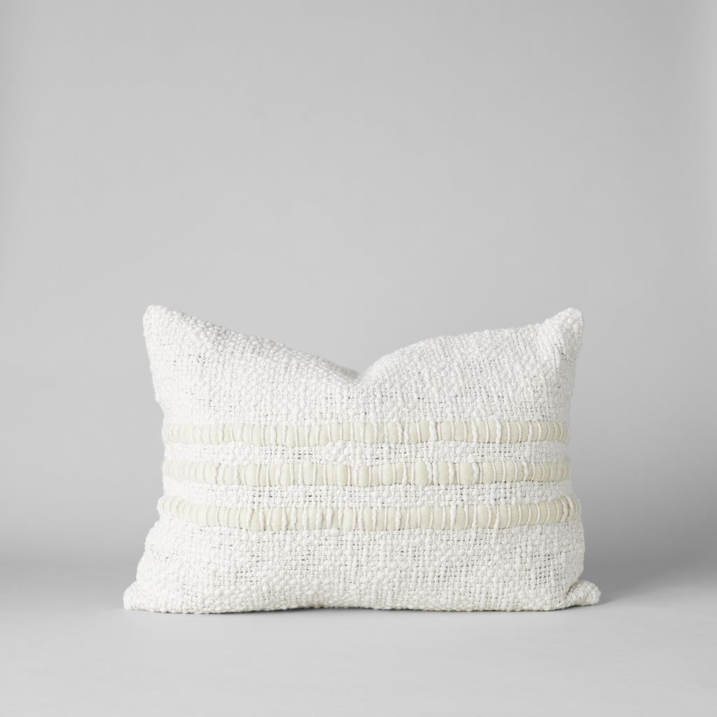 Alma Handwoven Cotton Pillow - Bloomist
