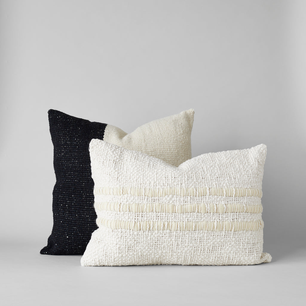 Pila Handwoven Wool Pillow - Bloomist