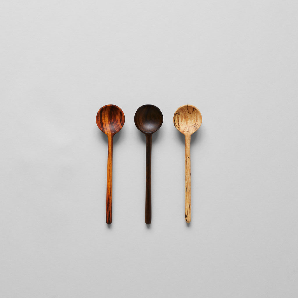 Small Tasting Spoons, Set of 3 - Bloomist