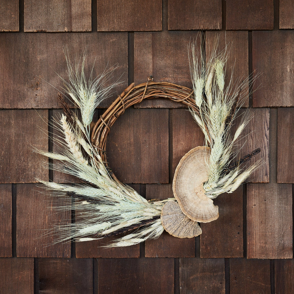 Dried Understory Wreath