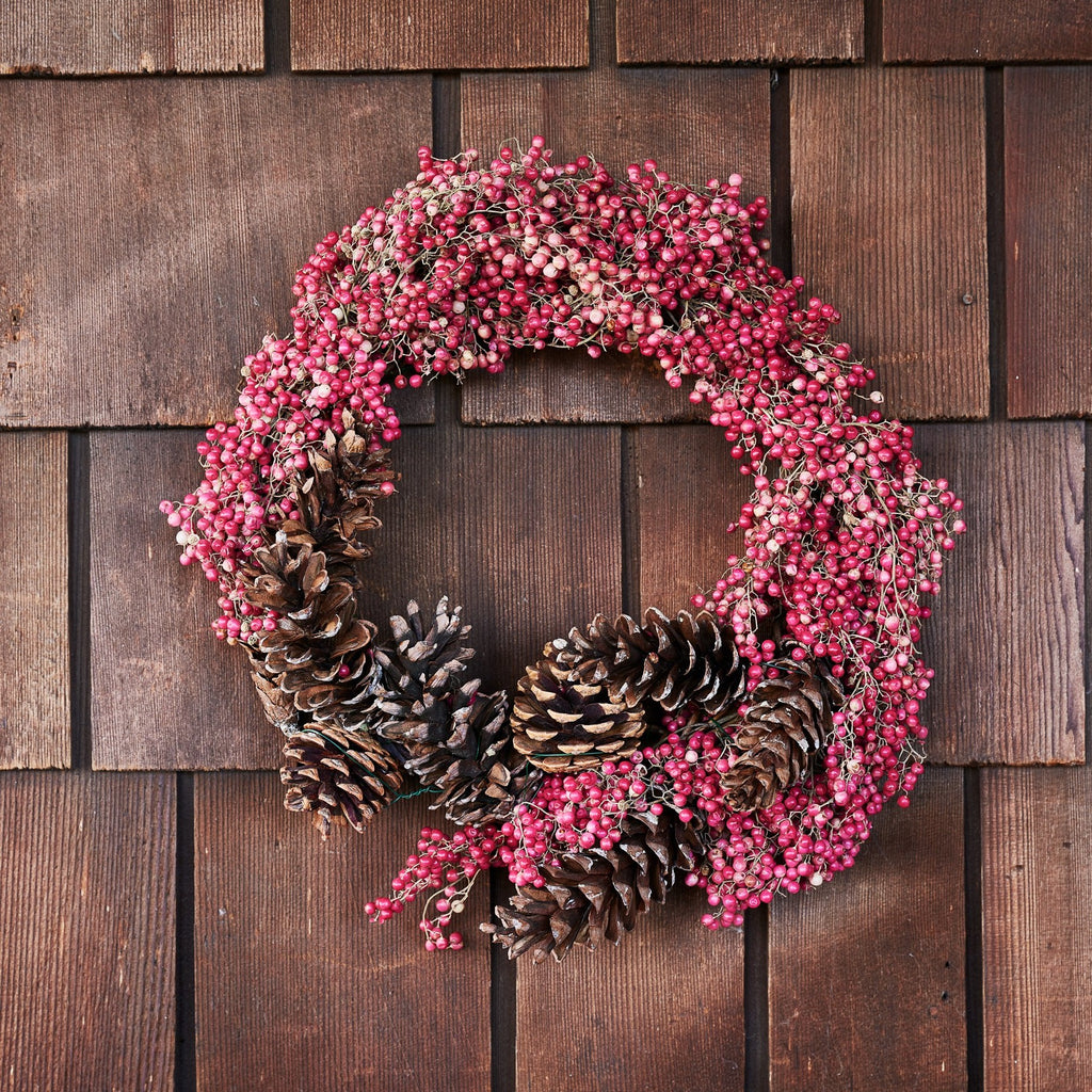 Everlasting Peppercorn Wreath