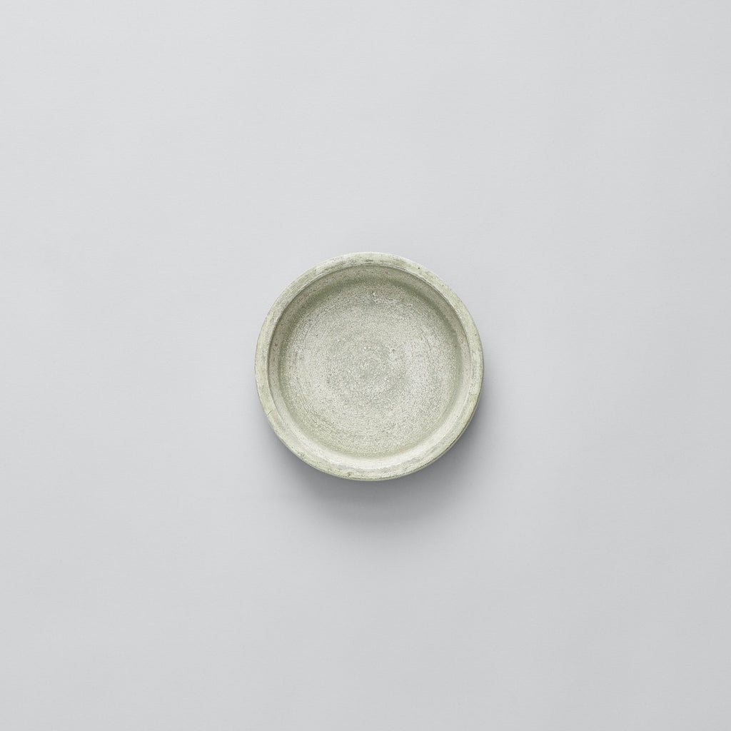 Tray for Basic Planter, White Patina - Bloomist