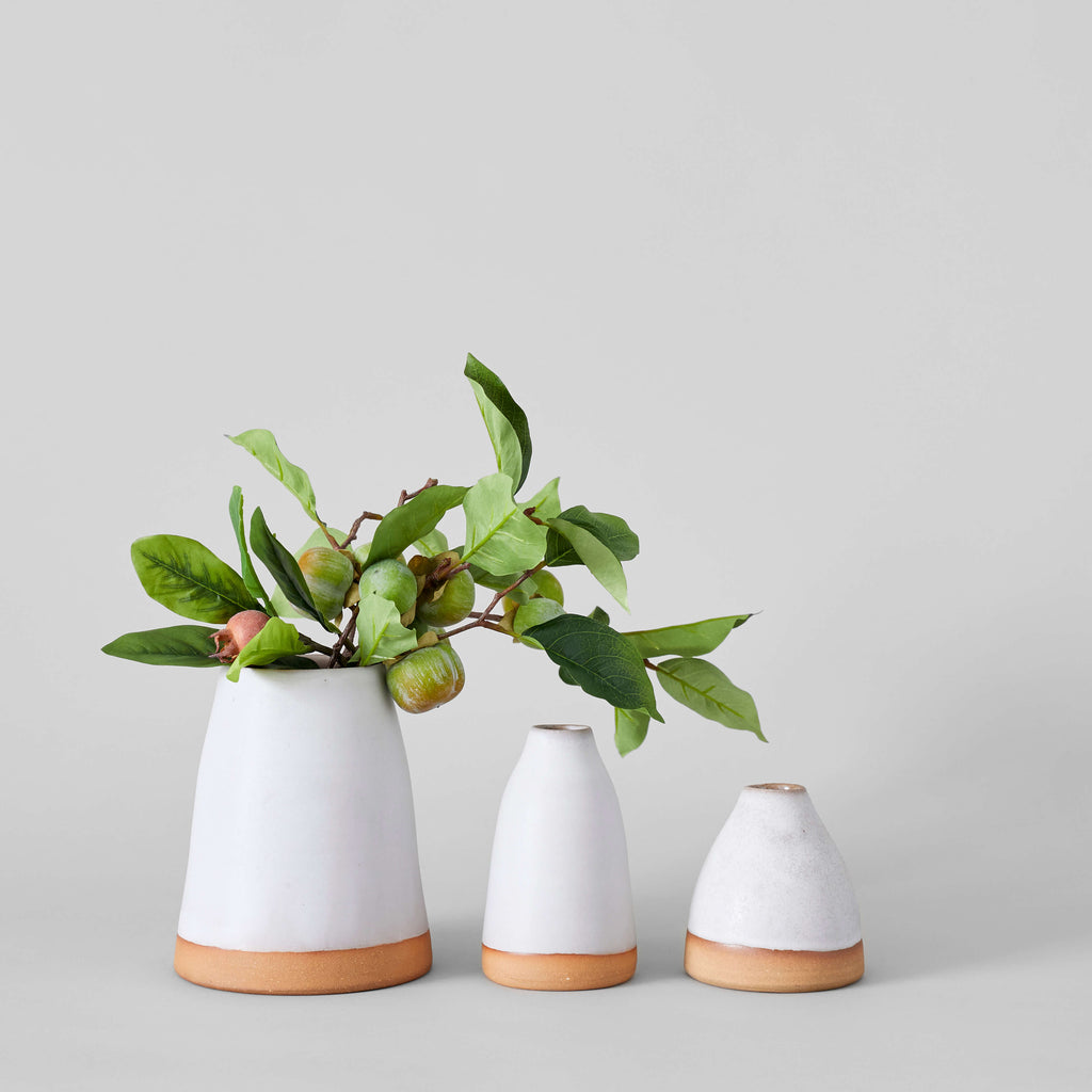 Glazed Bud Vase - Bloomist