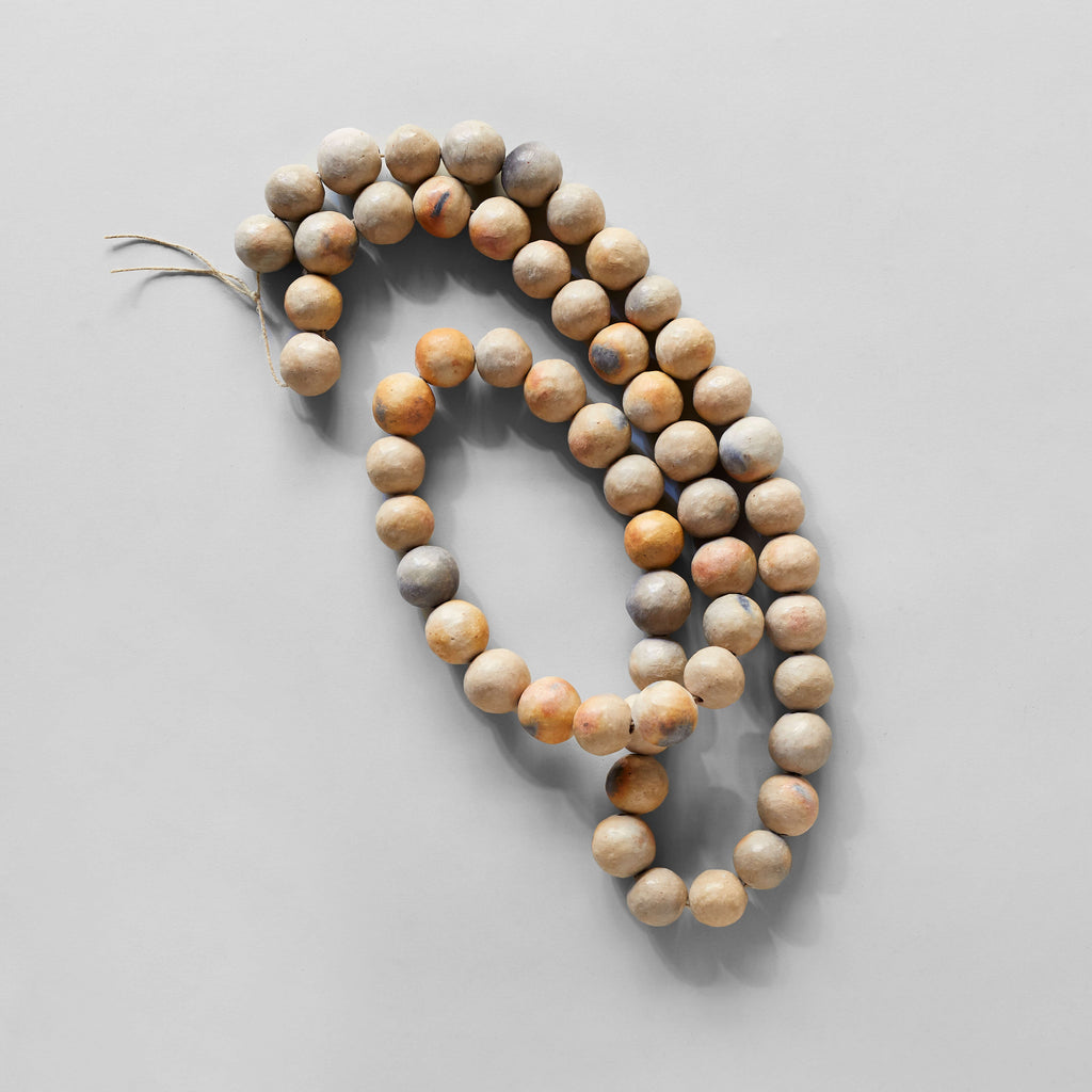 Tunisian Clay Beads, Large - Bloomist