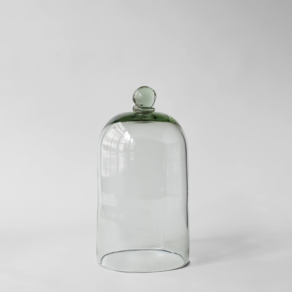 Recycled Glass Cloche - Bloomist