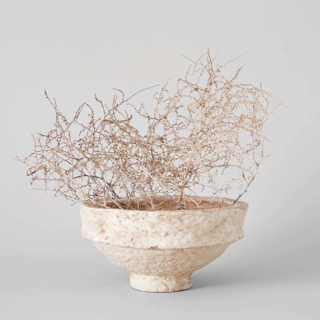 Handmade Recycled Paper Mache Bowls Bloomist