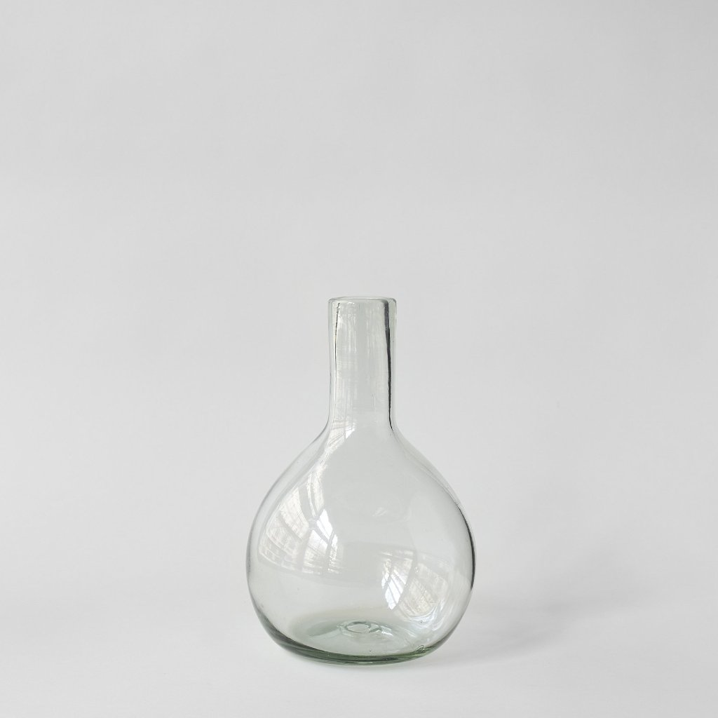 Recycled Glass Orb Vase - Bloomist