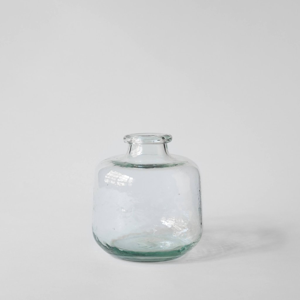 Recycled Glass Country Vase - Bloomist