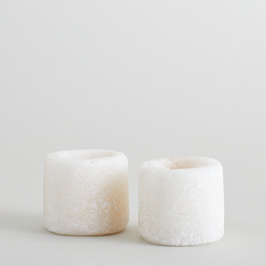 Round Salt Votives