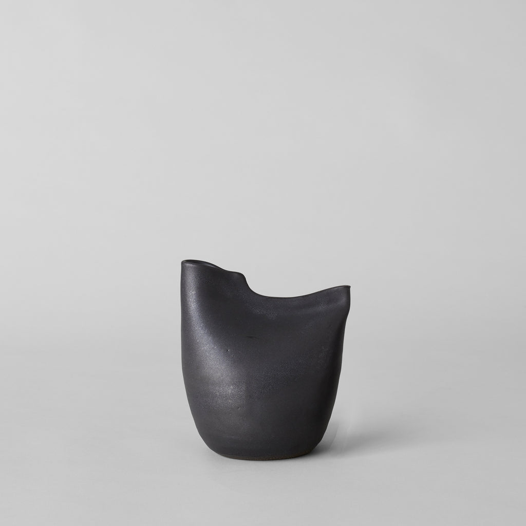 Bird Vase, Black - Bloomist
