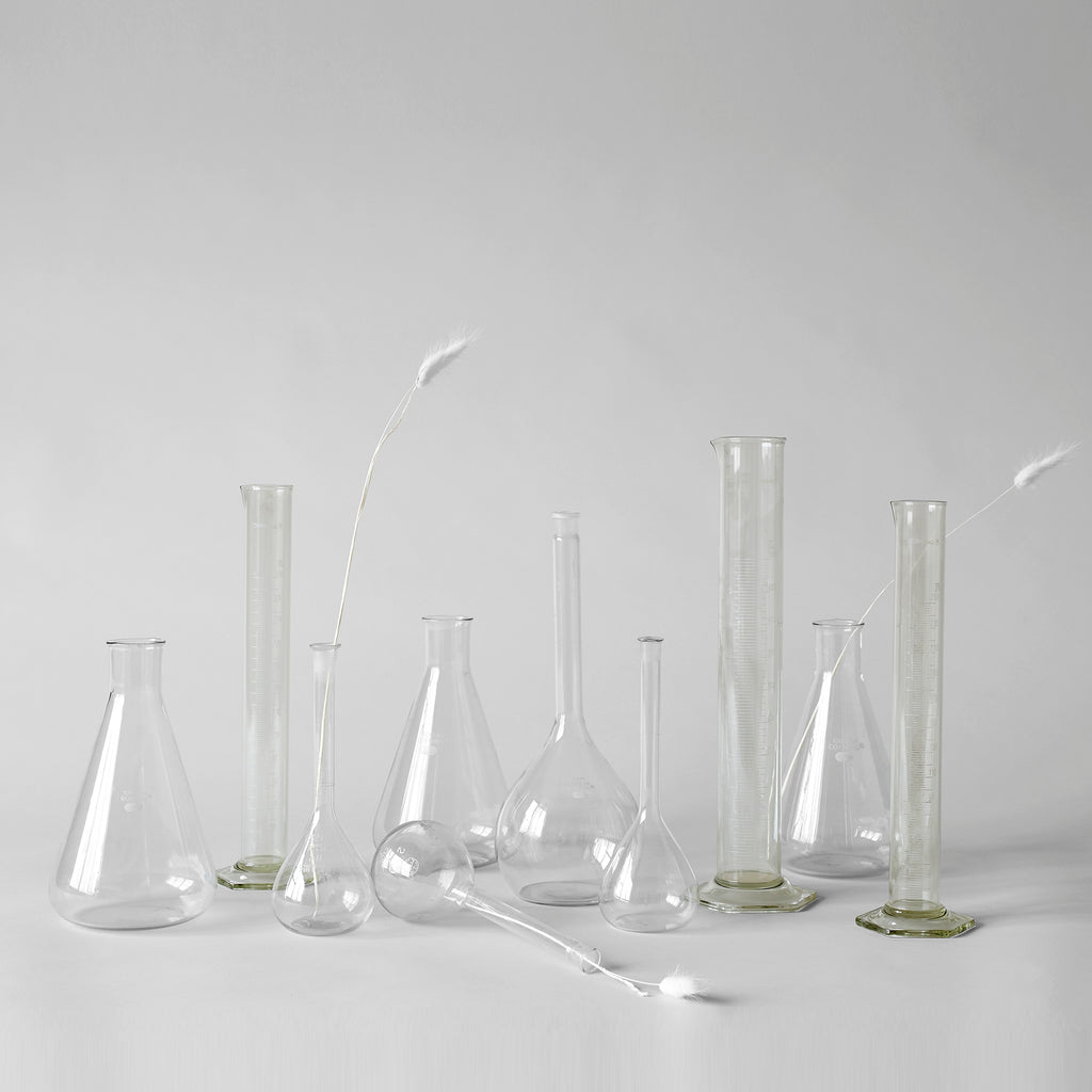 Vintage Lab Glass - Bloomist