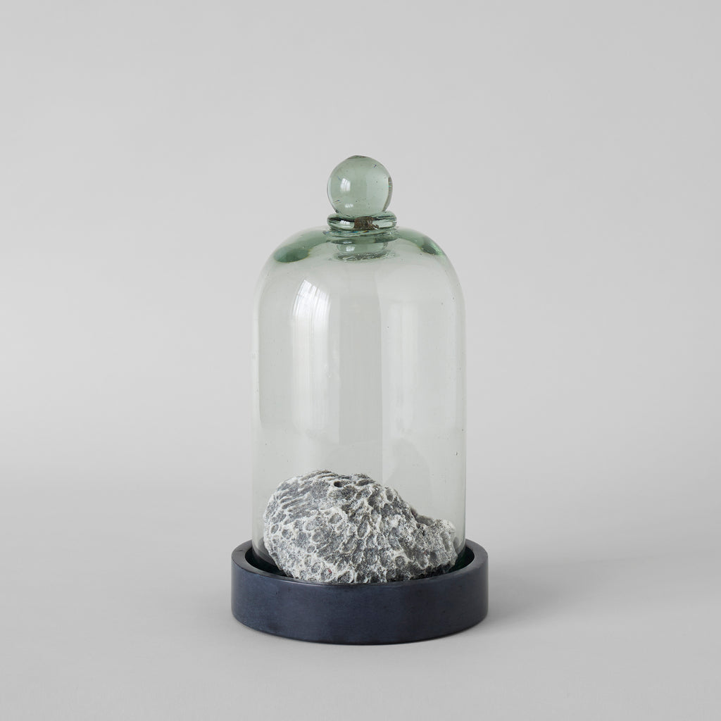 Grey Soapstone Cloche Base - Bloomist