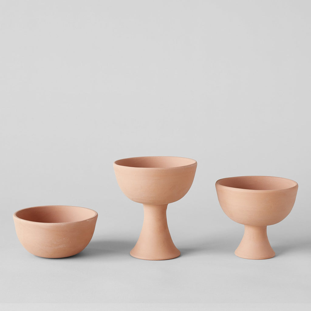 Half Sphere Terra Cotta Planter - Bloomist