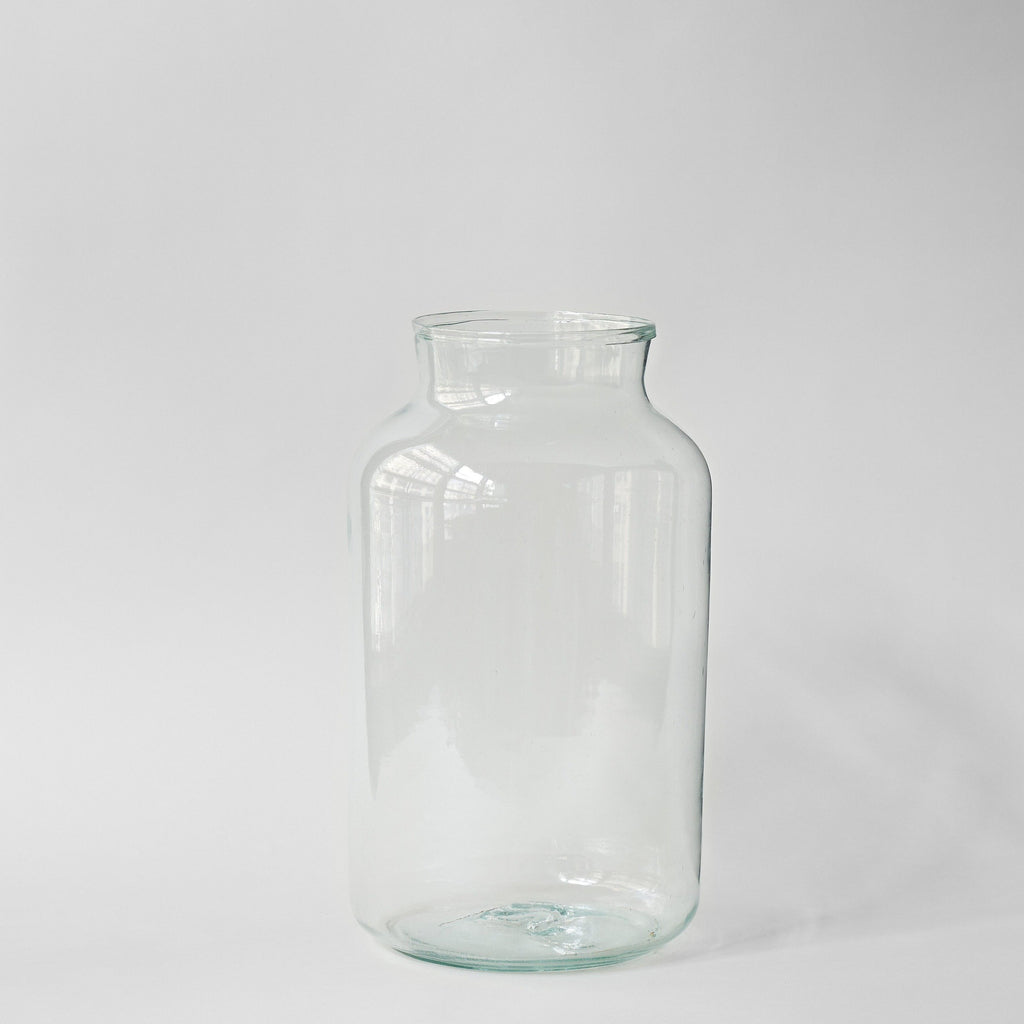 European Recycled Glass Jar - Bloomist