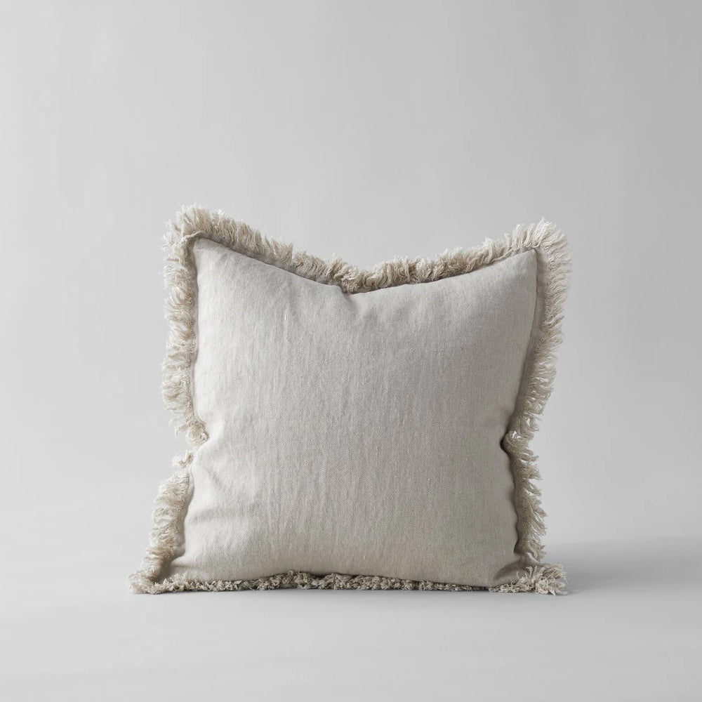 Linen Pillow in Natural 20x20