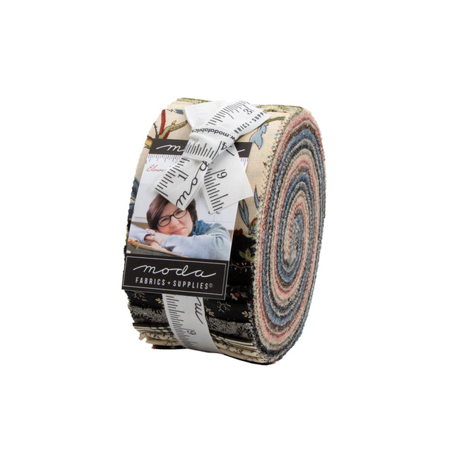 Elinore's Endeavor 1830-1910 Jelly Roll