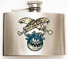 Titmouse BEHOLDER Hip Flask!