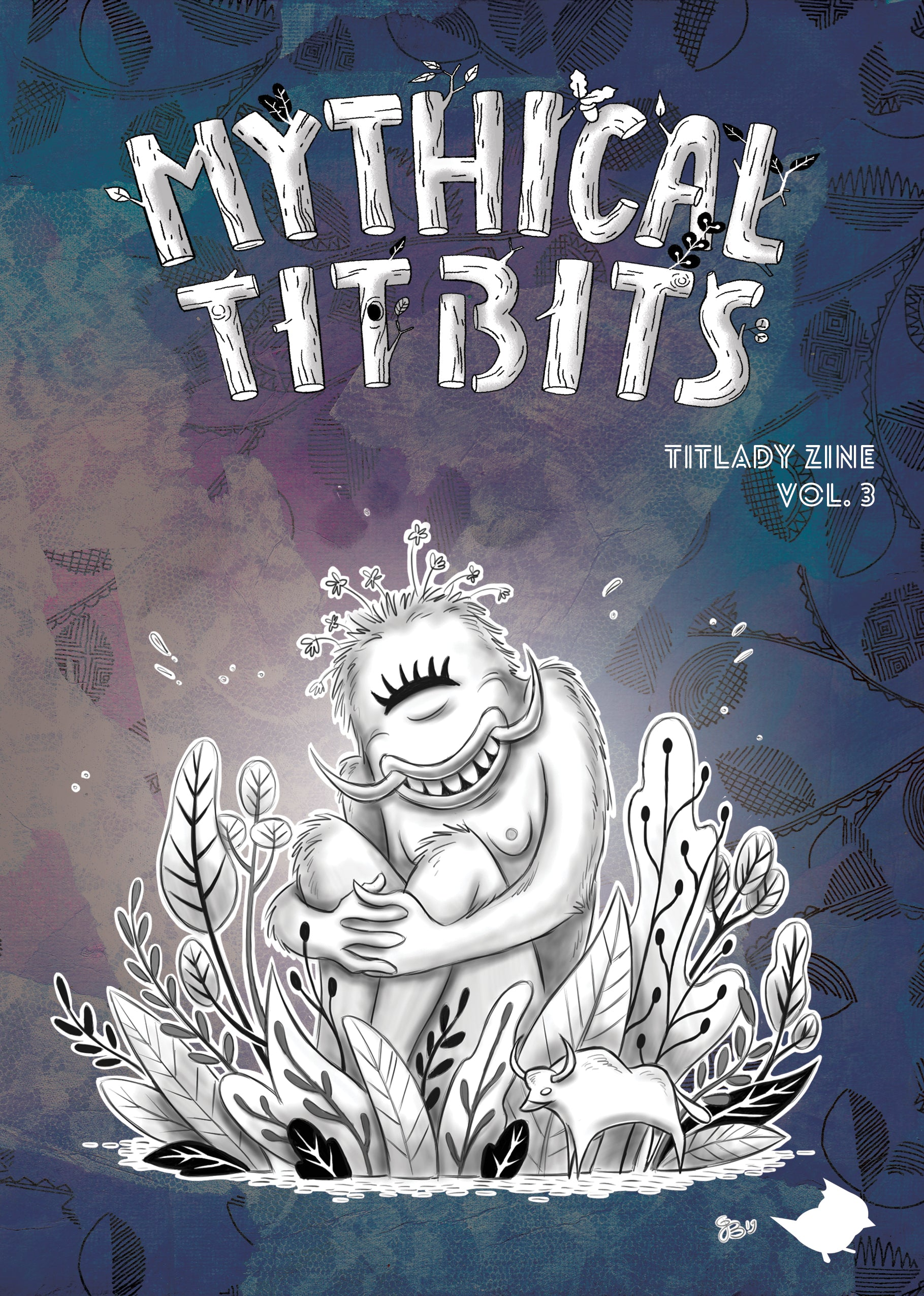 Mythical Titbits - Titmouse's 3rd Comic-Zine (aka Titzine) [FREE DOWNLOAD]