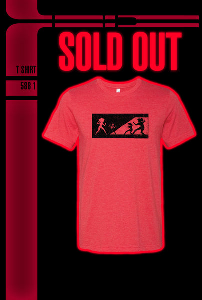 SOLD OUT! Shirt Collective WEEK 9: Crisis Point