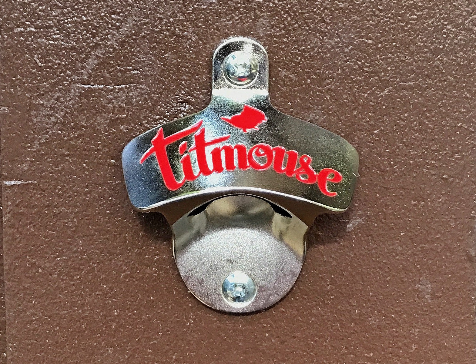 Titmouse Bottle Opener