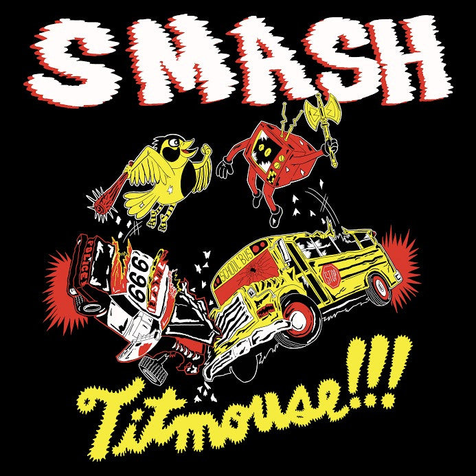 SMASH PARTY 2015 T-Shirt!