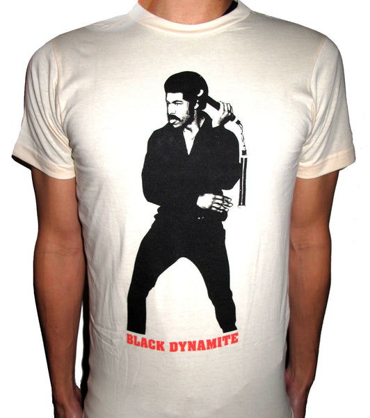 "BLACK DYNAMITE! Mens ""Nunchucks"" Tee"