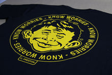 "Load image into Gallery viewer, ""Know Worries"" T-Shirt"