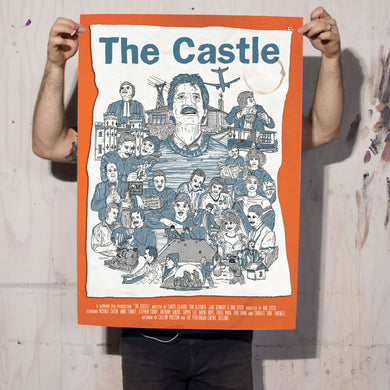 'The Castle' - Tribute Poster (Pivot Cinema Collaboration)