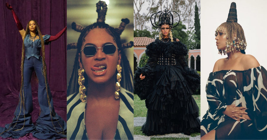 Black Is King: Beyoncé's Visual Ode to Black Hair