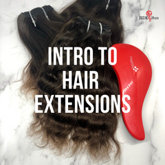 Intro Hair Extensions Course