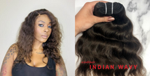 Load image into Gallery viewer, Raw Indian Hair | 30/60/90 Bundles