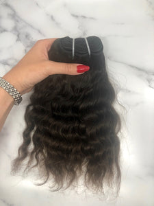 Raw Indian Hair | 30/60/90 Bundles