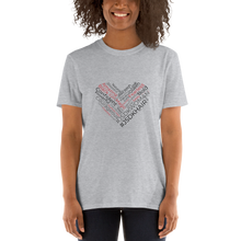 Load image into Gallery viewer, Unisex T-shirts | Grey - JSDK Hair