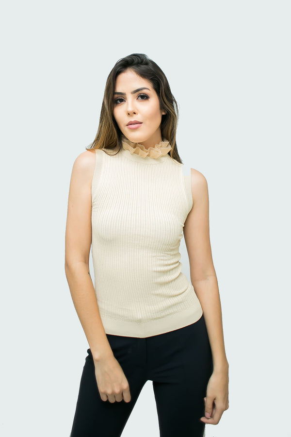 BLUSA TRICOT SUMMER CHIC
