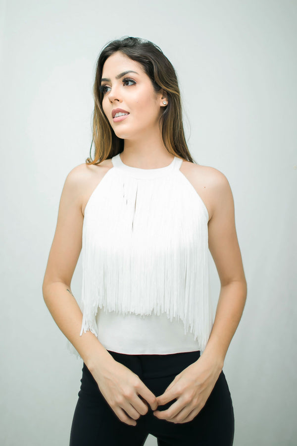 TOP VINCENZA OFF WHITE