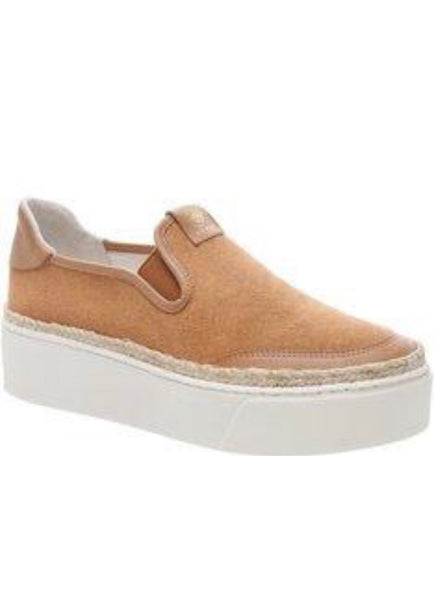 Tênis California Nature Juta Slip On Old Whisky