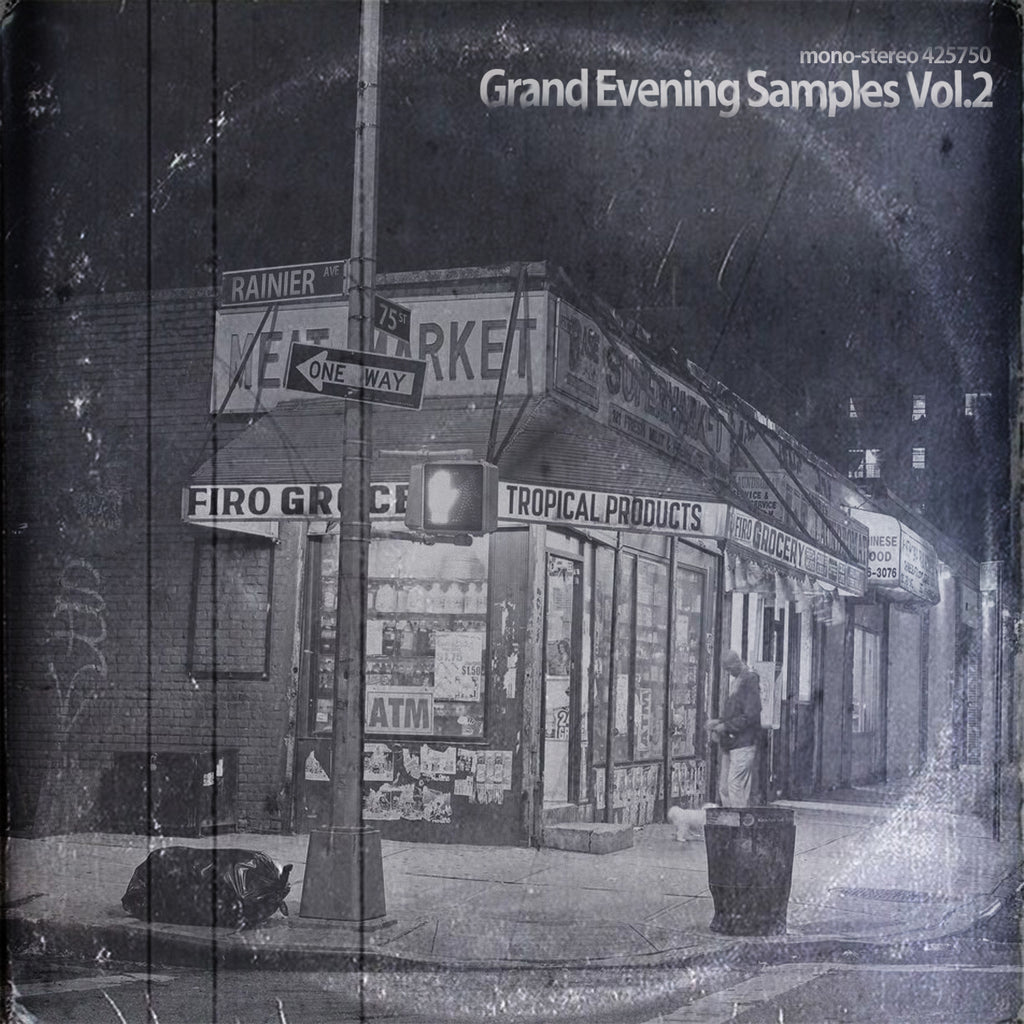 grand evening samples vol 3 gospel chords sample beats