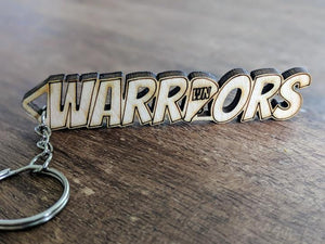 "4"" Long ""Warrior"" Key Chain"