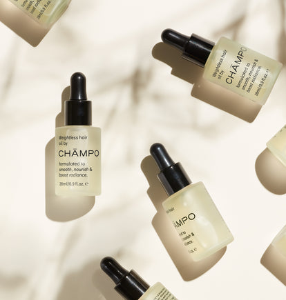 Weightless Hair Oil | A silicone-free, sustainable mission