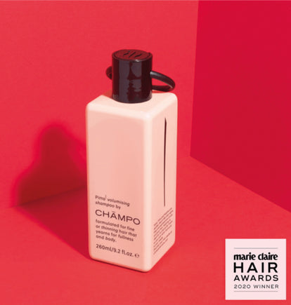 A Marie Claire Hair Awards Winner