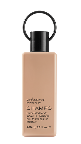 Vata Hydrating shampoo for dry hair by Chāmpo