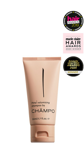 volumising shampoo 50ml