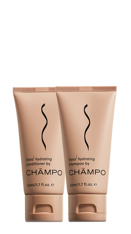 Vata  dicovery pack Hydrating shampoo for dry hair by Chāmpo