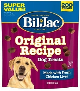 Bil-Jac Original Recipe with Liver Dog Treats
