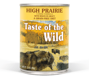 Taste of the Wild - High Prairie Canned 13-oz