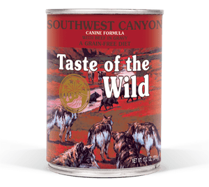 Taste of the Wild - Southwest Canyon Canned 13-oz