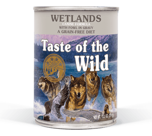 Taste of the Wild - Wetlands Canned 13-oz